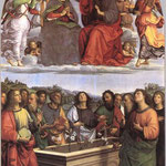 Raffaello - The Crowning of the Virgin