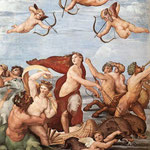 Raffaello - The Triumph of Galatea