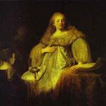 Rembrandt - Artemisia