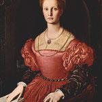 Portrait of Lucrezia Panciatichi, c. 1540