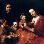 1669 Portrait De Famille,brunswick
