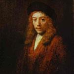 Rembrandt - Portrait of Titus