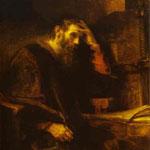Rembrandt - The Apostle Paul
