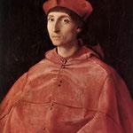 Raffaello - Portrait of a Cardinal