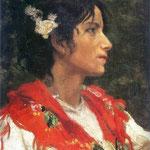 Wiesniaczka z Kampanii-Okun, Edward 1872-1945