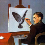 Magritte - Clairvoyance
