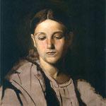 Matka Boska, szkic-Malczewski, Jacek 1854-1929