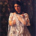 Portret Heleny Marcello-Malczewski, Jacek 1854-1929