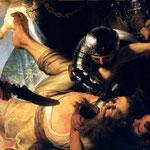 1636 Detail Capture De Samson,francfort A M