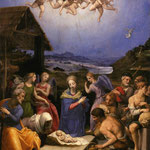 Adoration of the Shepherds, 1535-40