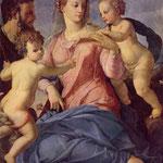 Holy Family, 1555-60