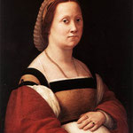 Raffaello - Portrait of a Woman (La Donna Gravida)