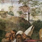 Raffaello - Stanze Vaticane - La Disputa (detail) [05]
