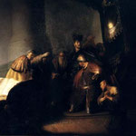 1629 Judas Rapportant 30 Deniers,private