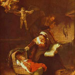 Rembrandt - Holy Family