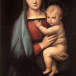 Raffaello - The Granduca Madonna