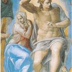 Jesús y María-El Juicio Final.
