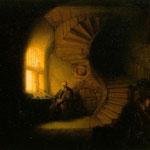 Rembrandt - Philosopher in Meditation [1632]