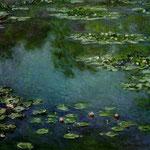 Water lilies II.