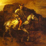 Rembrandt - The Polish Rider