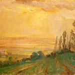 Dolina Dunajca w deszczu-Filipkiewicz, Stefan  1879-1944