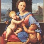 Raffaello - Aldobrandini Madonna
