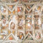 La Bóveda de la Capilla Sixtina.