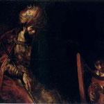 1659david Jouant De La Harpe Pour Saul,la Haye