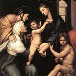 Raffaello - Madonna dell'Impannata