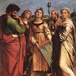 Raffaello - St Cecilia
