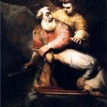 1659 Le Sacrifice D Isaac,hedingham