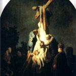 1633 La Descente De Croix,munich