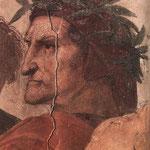 Raffaello - Stanze Vaticane - La Disputa (detail) [02]