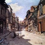 Rue De La Bavolle Honfleur.