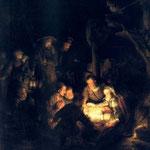 1646 L Adoration Des Bergers,munich