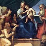 Raffaello - Madonna with the Fish