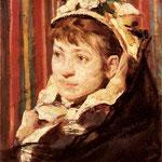 Portret Stefanii Fedorowiczowej-Pruszkowski, Witold  1846-1896