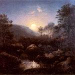 Krajobraz ksiezycowy-Pruszkowski, Witold  1846-1896