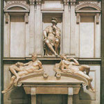 Tumba del Lorenzo de Médicis-Capilla Medicea.