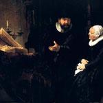 1640 Le Predicateur Menonite Cornelis,berlin