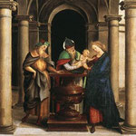 Raffaello - The Presentation in the Temple
