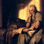 1627 L A Potre Paul En Prison,stuttgart