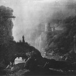 Krajobraz z ruinami-Lampi, Franciszek Ksawery 1782-1852