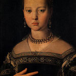 Portrait of Maria de' Medici, 1551