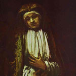 Rembrandt - Portrait of an Old Woman
