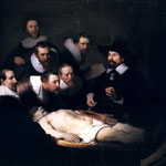 1632 La Lecon D Anatomie,la Haye