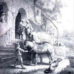1633 Le Bon Samaritain,louvre
