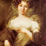 Portret Magdaleny Luszczewskiej-Lampi, Franciszek Ksawery 1782-1852