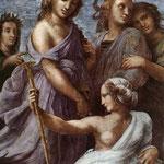 Raffaello - Stanze Vaticane - The Parnassus (detail) [01]