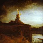 Rembrandt - The Mill